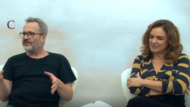 Kardec: Sandra Corveloni diz que não dá para julgar as atitudes do codificador do espiritismo nos dias atuais (Entrevista Exclusiva)