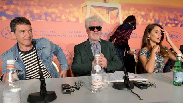Festival de Cannes 2019: Almodóvar é ovacionado, por Dor e Glória