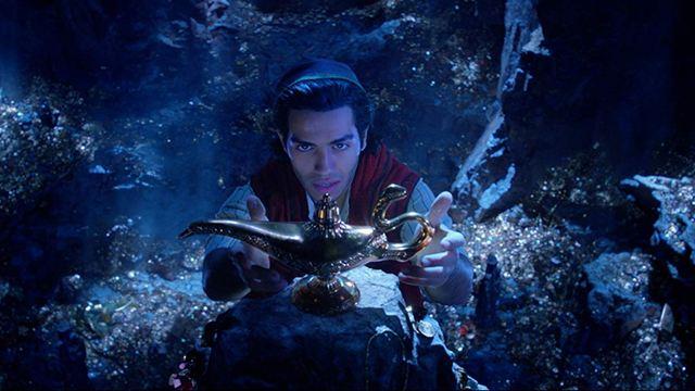 Aladdin é a maior estreia da semana