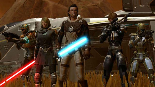 Star Wars: Jogo Cavaleiros da Velha República pode ganhar filme
