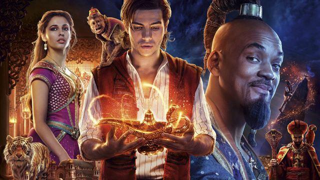 Bilheterias Estados Unidos: Aladdin sobe ao topo do ranking com tapete mágico