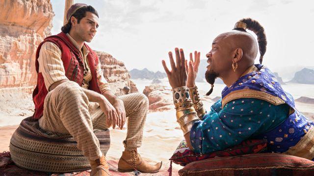 Bilheterias Brasil: Aladdin tira Vingadores da liderança