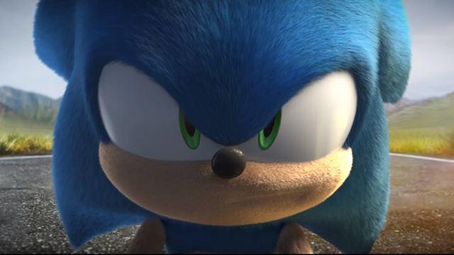 """Sonic - O Filme: Trailer não-oficial traz o personagem """"corrigido"""" por animador russo"""