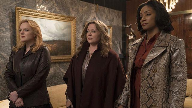 Rainhas do Crime: Confira o trailer do filme estrelado por Elisabeth Moss, Melissa McCarthy e Tiffany Haddish