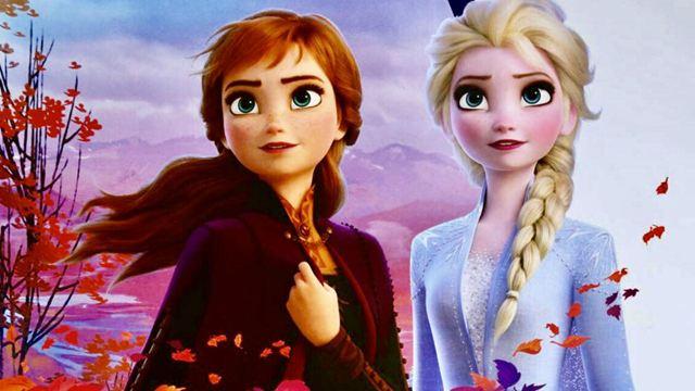 Frozen 2: Anna e Elsa surgem poderosas em novo cartaz