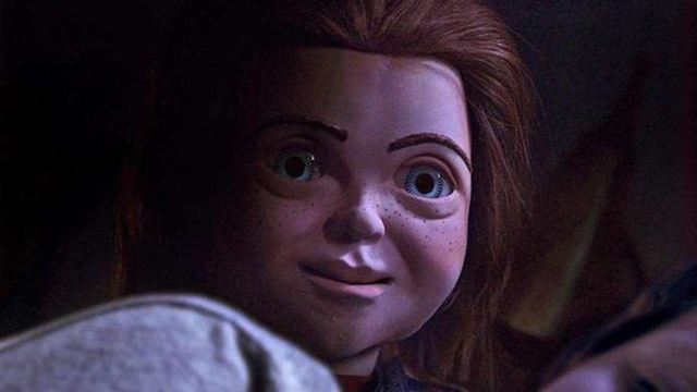 Chucky provoca Annabelle em novo cartaz de Brinquedo Assassino