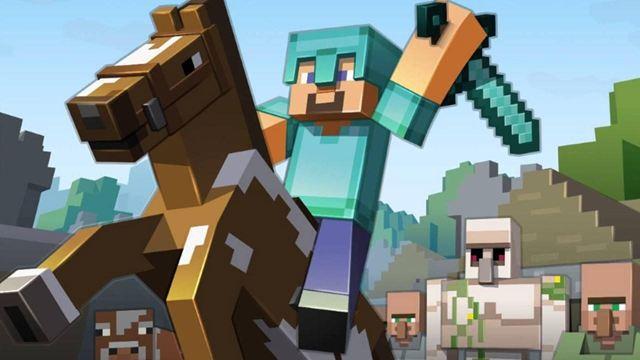 Minecraft contrata roteirista de Frozen 2