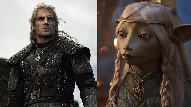 San Diego Comic-Con 2019: Netflix terá painéis de The Witcher e O Cristal Encantado - A Era da Resistência