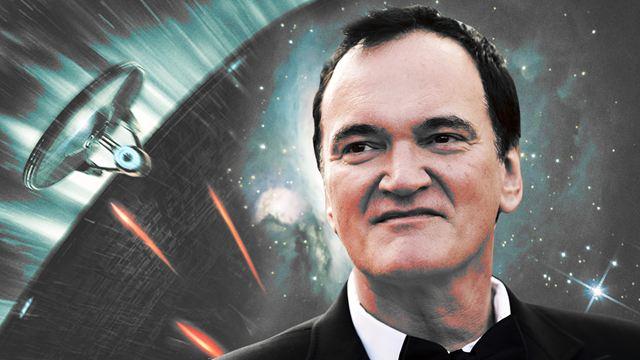 Tarantino quer burlar própria regra para dirigir novo Star Trek