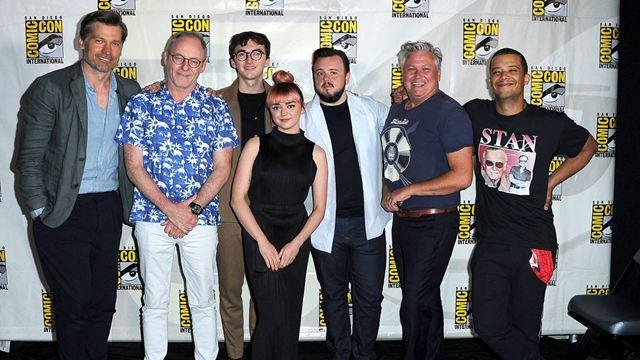 San Diego Comic-Con 2019: Elenco de Game of Thrones responde a controvérsias sobre final da temporada