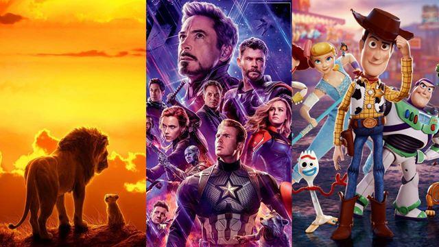 Disney já registra seu melhor ano em arrecadação nas bilheterias