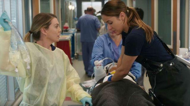 Grey's Anatomy vai promover romance com personagem de Station 19