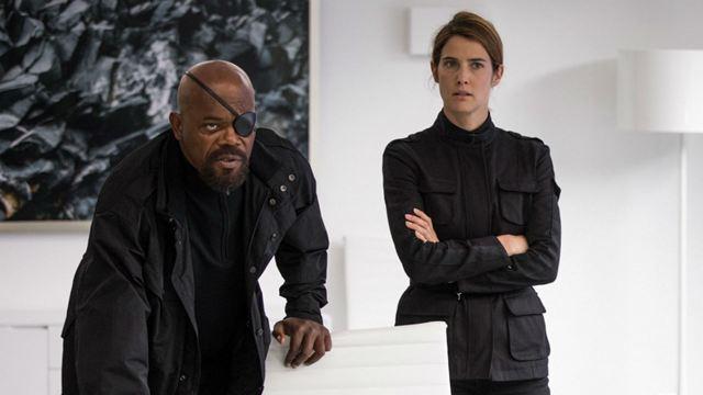 Homem-Aranha - Longe de Casa: Cobie Smulders só soube da cena pós-créditos uma semana antes da estreia