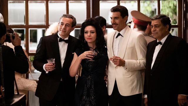The Spy: Netflix agenda estreia da série de Sacha Baron Cohen