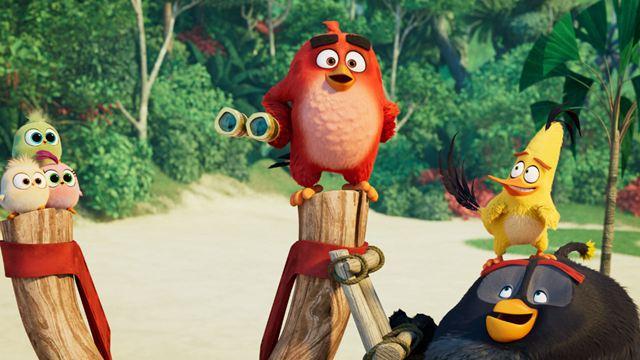 Angry Birds 2: Marcelo Adnet, Fábio Porchat e Dani Calabresa voltam como dubladores