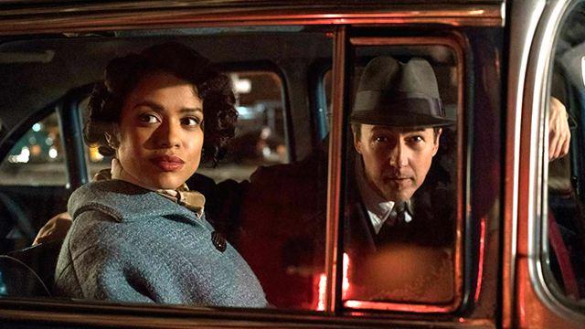 Brooklyn - Sem Pai Nem Mãe: Trailer revela Edward Norton em suspense policial sobre detetive com síndrome de Tourette