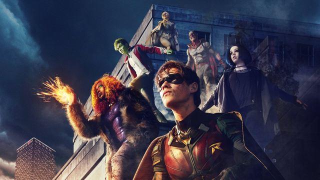 Titãs: Bruce Wayne, Superboy e muitas lutas em novo trailer da 2ª temporada