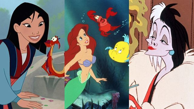 Descubra quais são os próximos live-actions da Disney