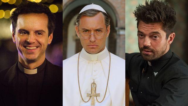 Enquete da Semana: Qual é o padre mais marcante dos cinemas e da TV?