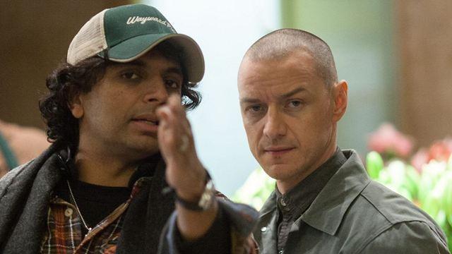 Dois novos filmes de M. Night Shyamalan ganham data de lançamento