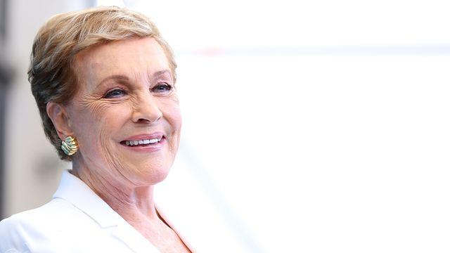 Julie Andrews receberá o Life Achievement Award