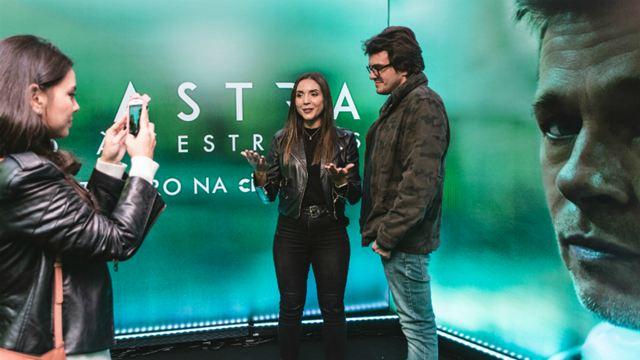 """Ad Astra: """"Filme é Brad Pitt com um pé no Brasil"""", comemora produtor Rodrigo Teixeira durante pré-estreia (Sessão AdoroCinema)"""