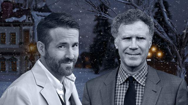 Um Conto de Natal: Apple compra adaptação musical com Ryan Reynolds e Will Ferrell