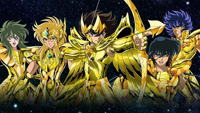 Os Cavaleiros do Zodíaco: Anime original está disponível na Netflix
