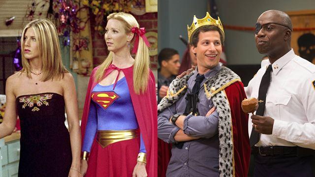 5 dos melhores episódios de Halloween em sitcoms