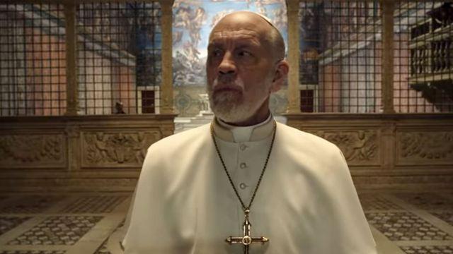 The New Pope: John Malkovich assume como Papa em trailer