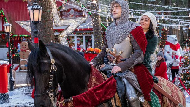 Um Passado de Presente: Saiu o trailer do novo filme natalino de Vanessa Hudgens para a Netflix
