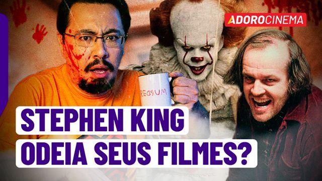 Mitos do Pop: Stephen King odeia os filmes baseados em seus livros?