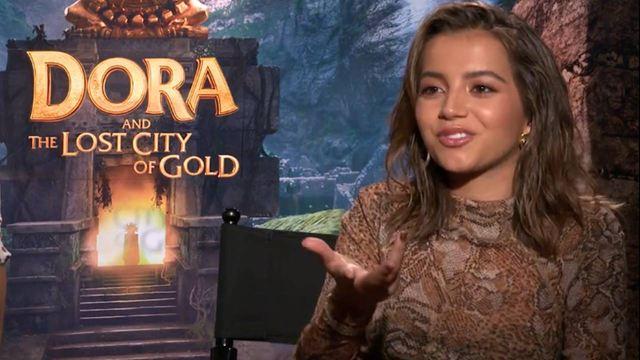 Dora e a Cidade Perdida: Isabela Merced e elenco explicam como o filme traz novidades para a franquia (Entrevista exclusiva)