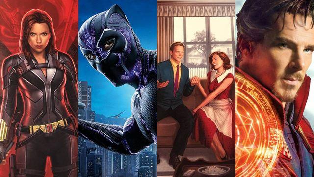Marvel: Conheça os próximos lançamentos até 2023