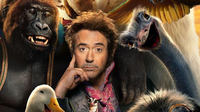 Dolittle: Robert Downey Jr. faz entrevista com o elenco em clipe