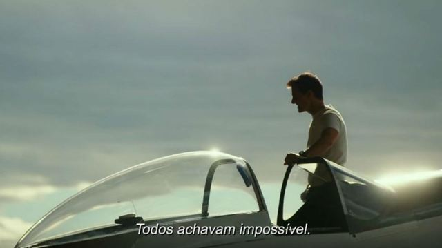 Top Gun - Maverick: Making of exalta Tom Cruise e acrobacias com aviões