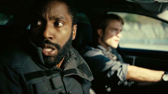 Tenet: Veja uma foto inédita de John David Washington e Robert Pattinson no filme de Christopher Nolan