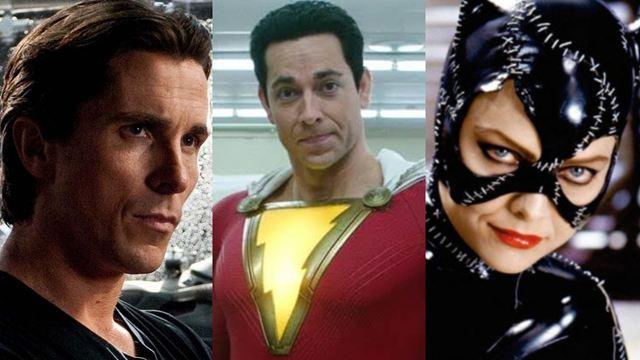 Atores que fazem parte dos Universos Cinematográficos da DC e da Marvel