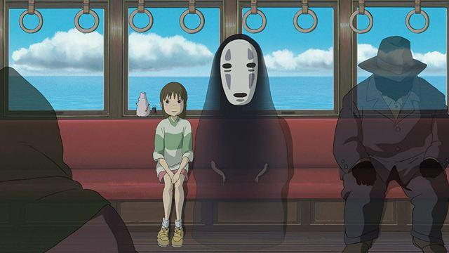 Filmes do Studio Ghibli vão estrear na Netflix em fevereiro