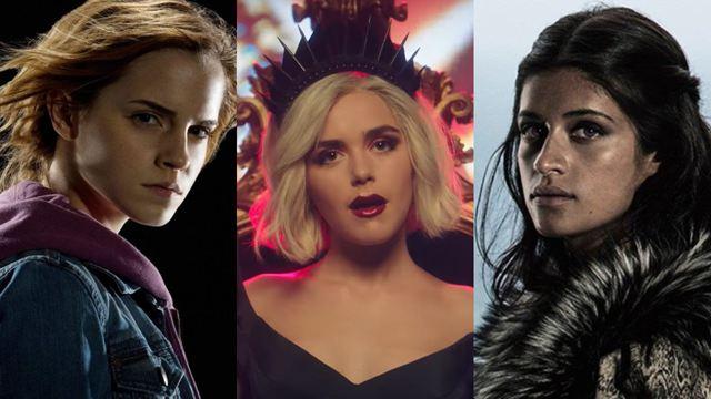 Enquete da Semana: Qual é a melhor bruxa da ficção?