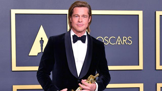 Oscar 2020: Brad Pitt vence seu primeiro Oscar de atuação e agradece a Tarantino, DiCaprio e seus filhos