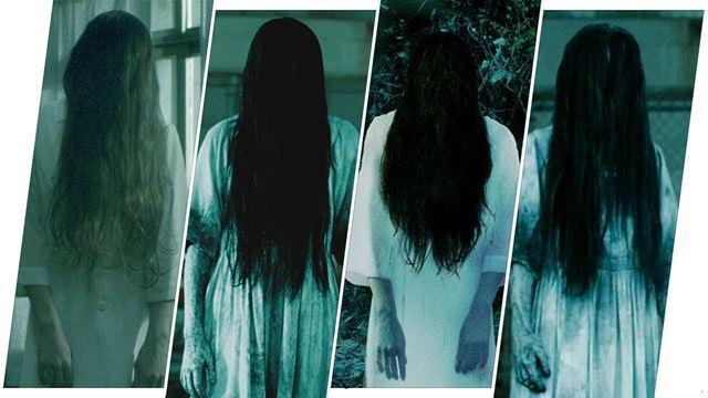 7 Filmes de terror famosos que são adaptados do Japão