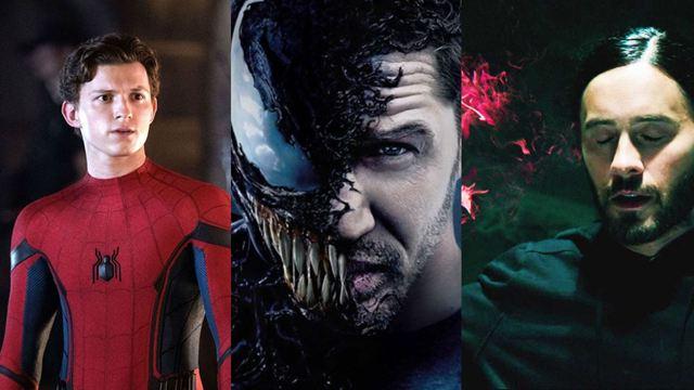 Sony anuncia data de estreia de novo filme misterioso da Marvel