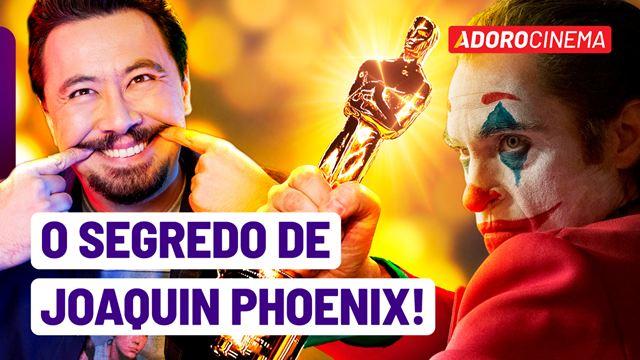 Mitos do Pop: Qual é o segredo de Joaquin Phoenix?