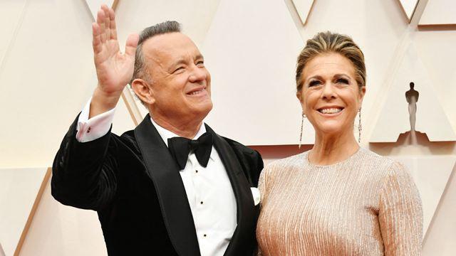 Coronavírus: Filhos de Tom Hanks comentam o diagnóstico dos pais