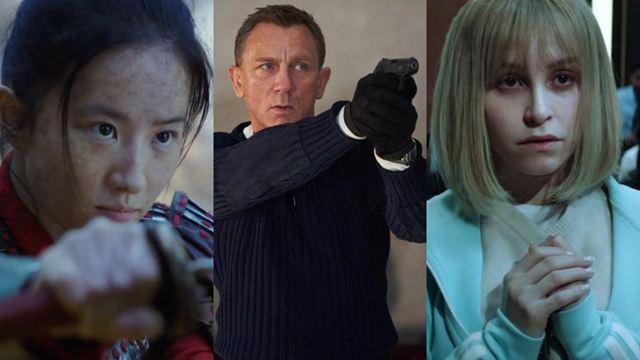 Enquete da Semana: Qual filme adiado por causa do coronavírus você mais quer ver?