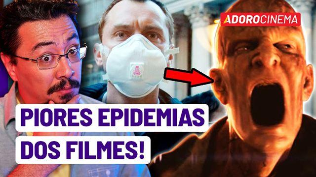 Mitos do Pop: Dez filmes para (não) assistir durante a pandemia de coronavírus