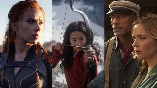 Disney divulga datas de estreias dos seus filmes no Brasil