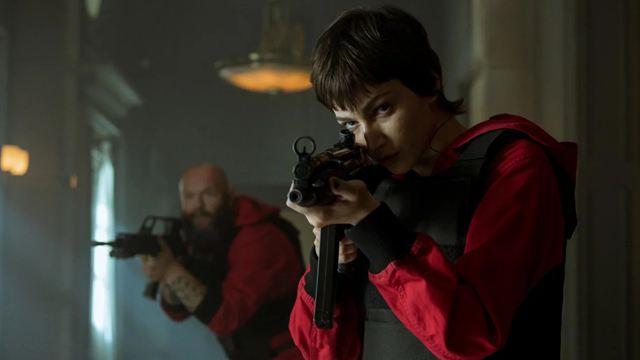 La Casa de Papel: Netflix revela audiência da 4ª temporada