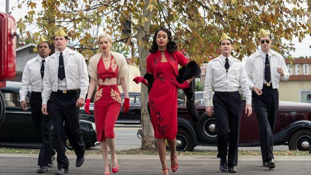 Hollywood: Compare os personagens da série da Netflix com figuras da vida real